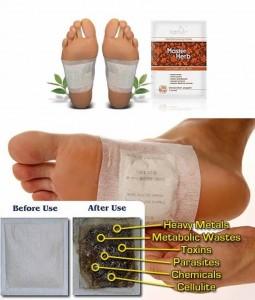 Detoxifying Plasters